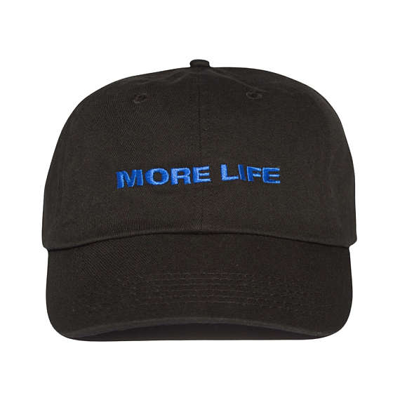 MORE LIFE Hat Beige  Aubrey Drake Graham Late Album No Structure Women and Men Dad Hat Quality Embroidery Baseball Cap Fashion