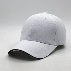 Men Baseball Cap Women Snapback Caps Casquette Hats For Men Plain Blank Bone Solid Gorras Planas Baseball Caps Plain Solid 2020