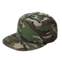 Load image into Gallery viewer, Men Camouflage Hats  Adult Summer Baseball Caps Blank Snapback Caps Sun Hats Outdoor Baseball Cap