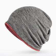 Load image into Gallery viewer, Men Outdoors Sport Cycling Skullies Wraps Women Spring Summer Fall Hiphop Punk Rock Plain Beanie Hats