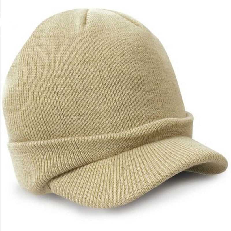 9b068a317298c Men Women Knit Baggy Beanie Oversize Winter Hat Ski Slouchy Chic Cap warm  hat