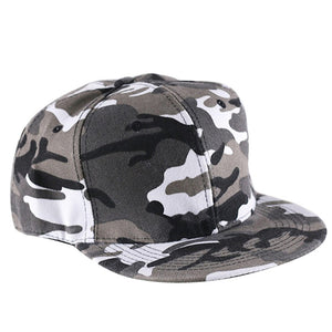 Men Women Ladies Baseball Cap Flat Cap Fashion Plain Blank Visor Hat Adjustable Hip Hop Cap Solid Color