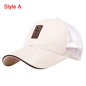 Men Women Solid Embroidery Dad Hat Baseball Cap Polo Style Fashion Unisex Casquette de marque gorras planas hip hop Snapback Hat