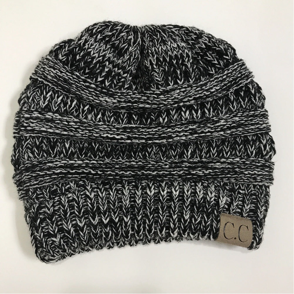 2d2e6aa2229 Men s Women s Knit Baggy Beanie Oversize Fashion Casual Winter Hat Ski –  oePPeo - Master of Caps   Hats