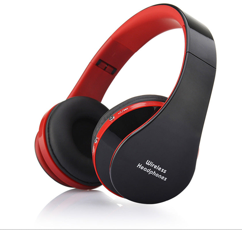 8252 Wireless Bluetooth Headset Foldable headphone Bluetooth headphones Noise reduction with mic for sport music