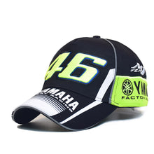 Load image into Gallery viewer, Motocross 46  Racing Cap Baseball Cap Men Cot Casual Cap Snapback Hat For Women Casquette Gorras