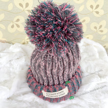 Load image into Gallery viewer, New Beautiful Colorful Ball Warm Winter Beanies Women Caps Casual Sweet Knitted Hats For Women Outdoor Travel Free Shipping