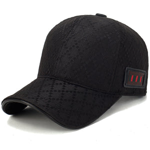 New Famous Brand Ball Hat Luxury Designer Retro Baseball Cap with Decor Straps Be Quality Leisure Cap Pop Golf Cap Stripes Hat