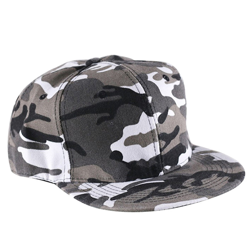 New Fashion Plain Blank Visor Hat Adjustable Hip Hop Cap Men Women Ladies Solid Color Baseball Cap Flat Cap