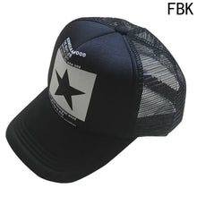 Load image into Gallery viewer, New Fashion Style pointed Star Brand Baseball Cap Outdoor Baseball Hat Breathable men&women Summer Mesh Cap Baseball-caps