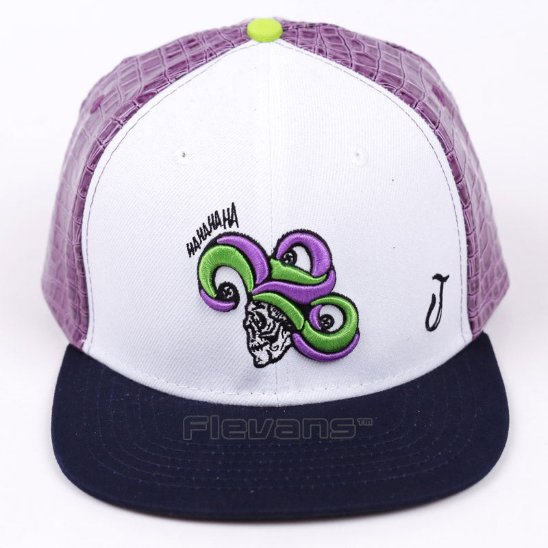 New Fashion Summer Suicide Squad The Joker Baseball Cap Snapback Hat For Men Women Hip Hop Caps Hats 2 Types