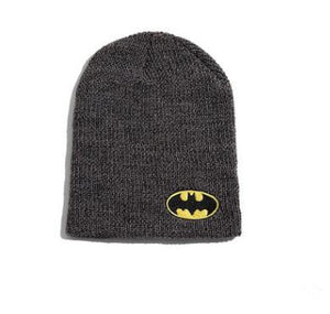 New Fashion dc comics batman logo beanies Casual Bonnet hat knitted hats for men and women Warm Unisex caps Skullies 2020