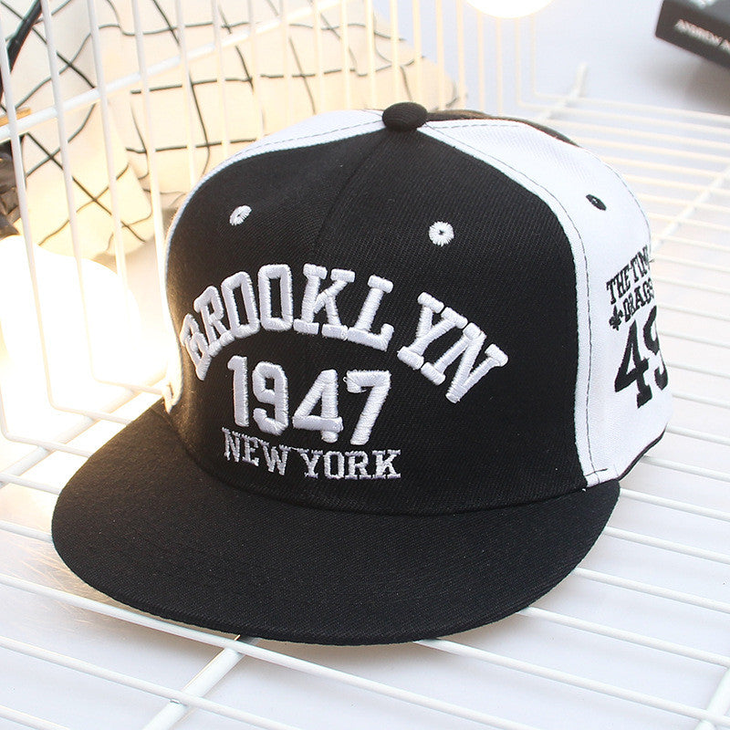 New High quality Brooklyn Cap Baseball Hat Brooklyn Style 1947 Bone ... 06b955c4cfc
