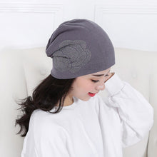 Load image into Gallery viewer, New Keep Warm Knitted Hat Beanies Winter Hat for Women Cheap Girl 's Hat Cotton Cap New Thick Female Cap