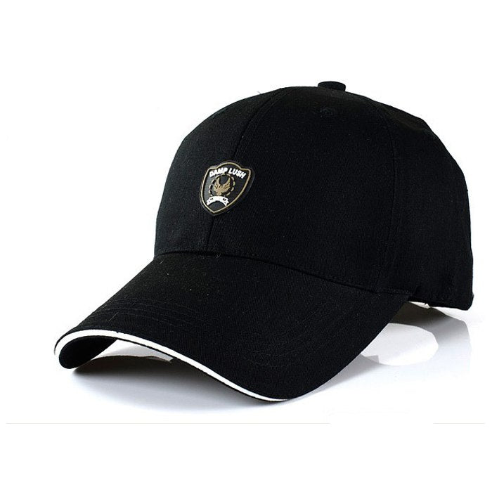 New Men s brand Baseball sun caps wholesale fashion solid black white  snapback popular cotton  polyester 531cac605f4