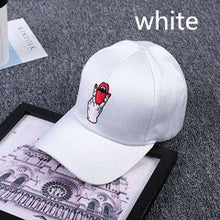 Load image into Gallery viewer, New Style Adjustable Nuddles Embroidery Cotton Baseball Hat Fashion Unisex Baseball Cap Dad Hats Girl Snapback Cap Mom's hat