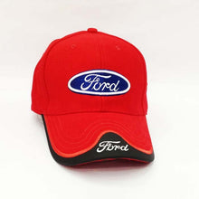 Load image into Gallery viewer, New arrived Ford baseball hat truck caps sun hat summer man lady f1 hat