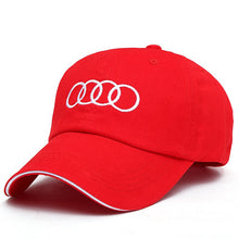 Load image into Gallery viewer, New arrived audi Cap Strapback Cap Embroidered Logo Baseball Hat