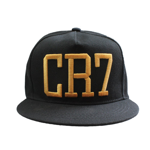 Newe Style Cristiano Ronaldo CR7 Hats Baseball Caps Hip Hop Caps Snapback Hats for Men Women High Quality bone masculino