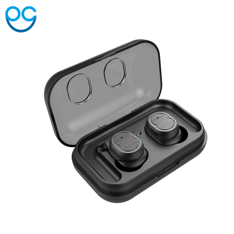 Stereo Music Earphones Binaural call Bluetooth 5.0 Headset Sports Headphones Jogging Earbud For iPhoneSE 7 8  Sony