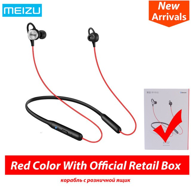 Original  EP51 Update EP52 Wireless Bluetooth Earphone Stereo Headset Waterproof Sports Earphone With MIC Supporting Apt-X