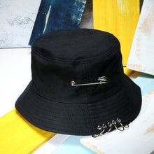 Load image into Gallery viewer, Panama Two Side Reversible unisex fashion Bucket Hat Bob Caps Hip Hop Gorro Men Summer Sun Cap sad boys Beach BTS Bucket Hat