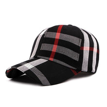 Load image into Gallery viewer, Original Quality Street Style Snapback Cap Men Hats Striped Printing Women Baseball Caps Gorras Bone Hip Hop Hat