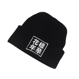 Print Adult Casual Unisex Cot K-pop Bts Cap Bangtan In Bloom Hat Cartoon Cute Pt.2 Baseball Caps Kpop Knitted Hats BTS