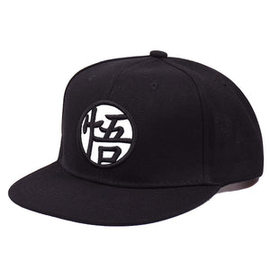 2018 New Dragon Ball Z Goku Snapback Caps Co Hat Adult Letter Baseball Cap Bboy Hip-hop Hats For Men Women