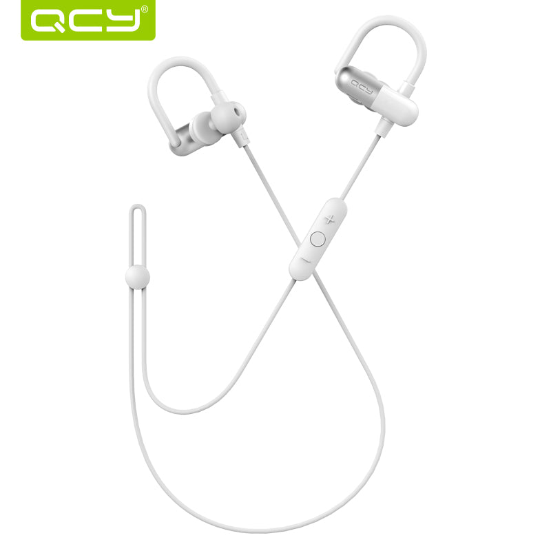 QY11 HiFi 3D stereo earphones bass music headset bluetooth 4.1 wireless headphones sports ear hook for ios android