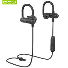 Load image into Gallery viewer, QY11 HiFi 3D stereo earphones bass music headset bluetooth 4.1 wireless headphones sports ear hook for ios android