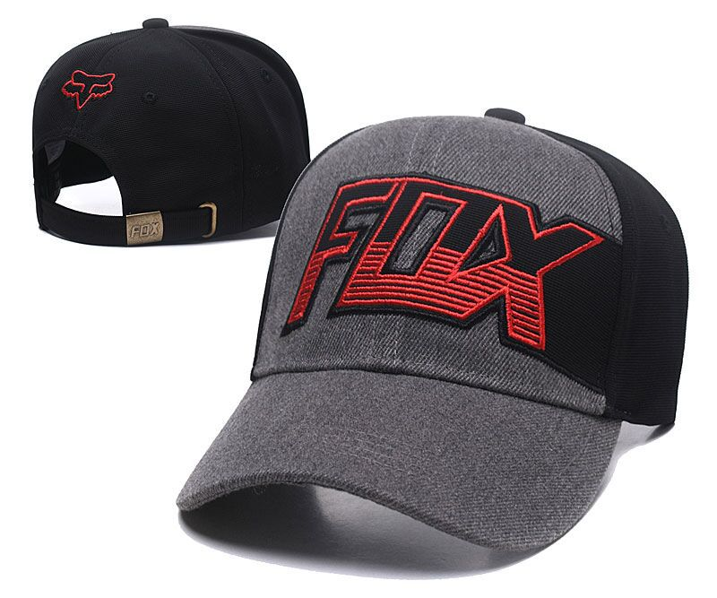 Quality Lovely Fox Baseball Caps Cattoon Pattern Embroidery Hats For Women Men Snapback Hip Hop Caps Casquette Gorras Adjustable