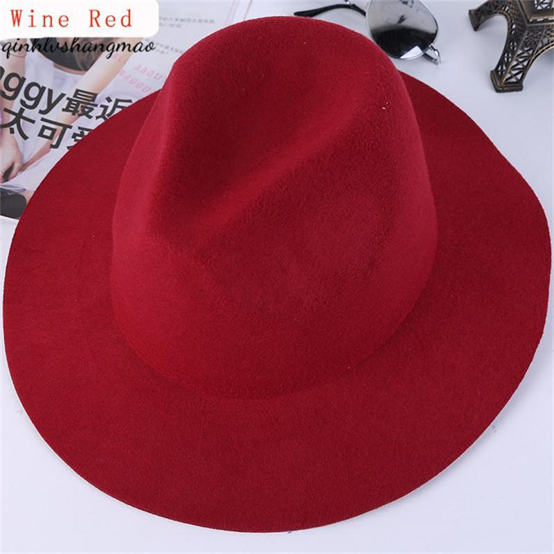 Retro Women Ladies Hats Ala Jazz Hat Spring Summer Cap Cotton Imitation Wo Bowler Hats New Round Caps