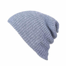 Load image into Gallery viewer, Cheap Winter Hats for Men Women Knit Casual Hat Crochet Baggy Beanie Ski Slouchy Chic Knitted Cap Skull Autumn Hat