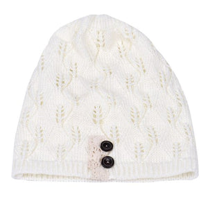 Sali 2017 Amazing Winter Cap Women Hats And Caps Knit Hat Beanie  Moodeosa