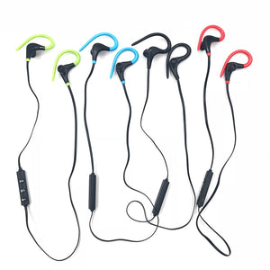 Sports Bluetooth Earphones Stereo Wireless in ear Handfree Headset for  htc Running Driving Walking Sporting auriculares