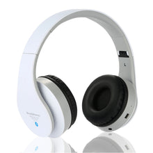 Load image into Gallery viewer, Stereo Handsfree Headfone Casque Audio Bluetooth Headset Earphone Wireless Cordless Headphone for Computer PC Aux Head Phone Set