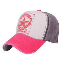 Load image into Gallery viewer, Summer Hats Men Women Classic Letter Print Baseball Ball Cap 2018