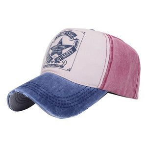 Summer Polo Hats Men Women Classic Letter Print Baseball Ball Cap 2020