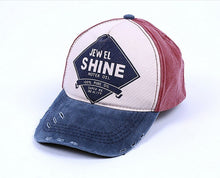 Load image into Gallery viewer, Summer baseball cap spring cap all-match shopping dome short brim flat brim hat