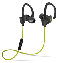 Load image into Gallery viewer, Super Bass Bluetooth Earphone Sports Wireless Headphones Sweatproof  Stereo Earbuds with Mic for Mobile Phone  Samsung