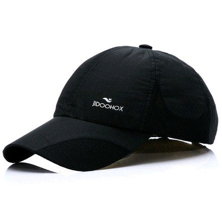 Sweat absorption breathable quick dry thin cotton baseball cap  cozy hat leisure cosy female shopping sun hat adjust