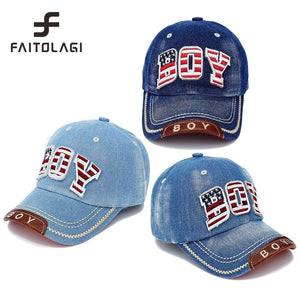 34466f16bbb TOP BOY Baby Baseball Caps kids Snapback Hip Hop Cap Boys Girls Summer Sun  Hats gorras