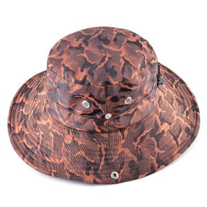 c831b6037ccff Tactical Airsoft Sniper Camouflage Boonie Hats Nepalese Cap Militares Army  Mens Bucket Hat Hiking Sun Hats for men TMP23