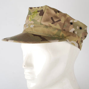 US ARMY USMC MARINE CORPS CP MULTI CAMO UTILITY COMBAT CAP HAT IN SIZES - World military Store