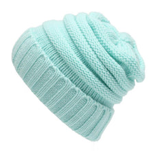 Load image into Gallery viewer, Unisex Baggy Knitted Beanie Hat Winter Casual Men Women Slouchy  Cap gorro Amazing Sep 7