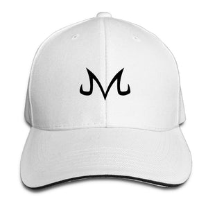 Unisex Dragon Ball Z  Baseball Cap Babidi Logo Mens Womens Baseball Caps Couple Adjustable Snapback Caps Hats Man Femal Hat
