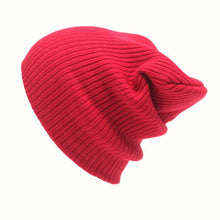 Load image into Gallery viewer, Unisex Knitted Winter Hats Women Men Cap Casual Baggy Beanies Solid Color Skullies Bonnet Gorro Amazing Aug 15