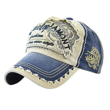 Load image into Gallery viewer, Vintage Fashion Cap Women Men Embroidery Caps Fashion Baseball Hot Sale Casual Brand Hats Shop Owner Recommended Baseball Cap