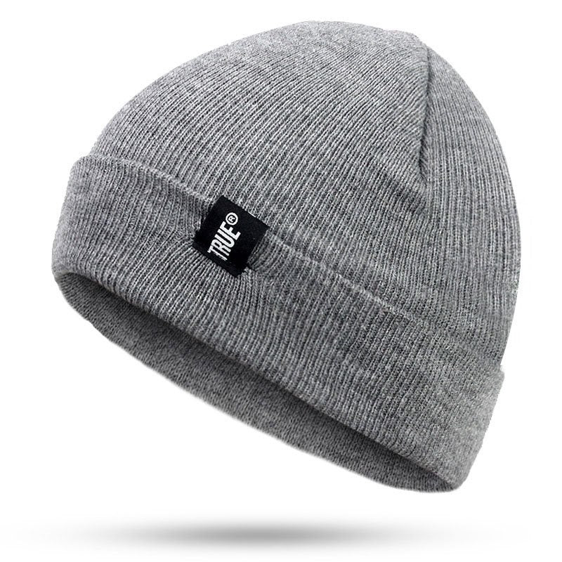 1ef76ec1 Winter 2018 Soft Knitted Hat for Men Outdoor Sports Adjustable Ski Casual  Acrylic Slouchy Crochet Hat Baggy Skullies Beanies Men
